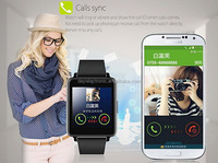 Attractive and durable best selling BM7 ip66 android smart watch phone with free cellphone holder
