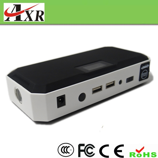 Innovative Super Slim Compact Portable Car Jump Starter Power Bank