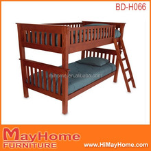 full size separable kids bunk bed / children bunk bed