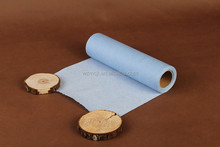 Woodpulp spunlaced nonwoven for medical gown, wet wupes, medical drape