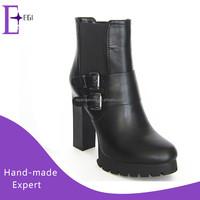 women boots high heels/ankle boots women 2015