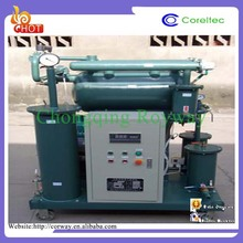Hot Sale Newest Design Safe and Reliable Lower Production Cost High Vacuum Oil Purifier