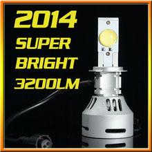2014 Newest Item LED Headlight Bulb H11 H4 H7 H8 9005 9006 , car parts accessory