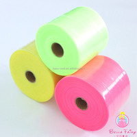 Coloful wholesale tulle rolls tulle roll tulle roll for tutu
