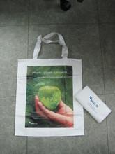 Tyvek reusable shopping bag with printing