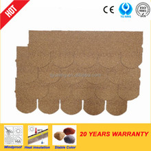 fish scale fiberglass roof tile