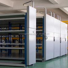 ISO9001 ISO14001 high density movable metal file storage system