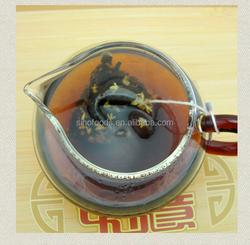5011 Factory wholesale orange blossom water Osmanthus puer tea