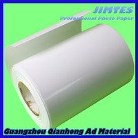 RC glossy matte silky satin woven matal Photo Paper