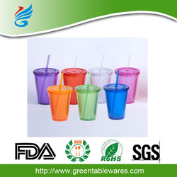 clear plastic glasses/milk shake cups/juice cups