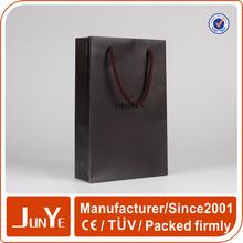 custom manufacturer shopping logo printed shoe paper bag