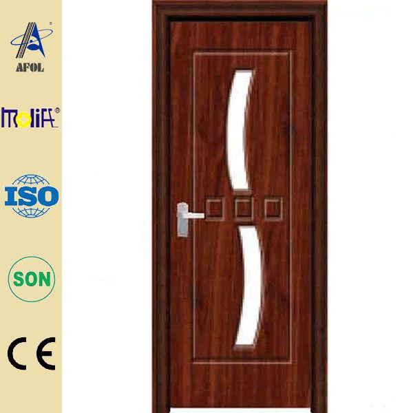 Dise o interior puertas de madera maciza for Disenos de puertas en madera y vidrio