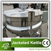 Steam Jacketed Kettle with Agitator and Scraper for Jam
