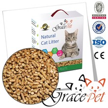 Bulk wholesale clean up products natural pine wood cat litter