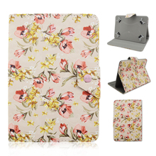 Beautiful Patterned tablet cover for iPad Air leather smart case