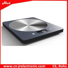 Unique digital gifts 5kg cheap CD like ultra-thin digital platform scales utensils in kitchen