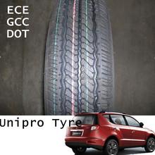 mini van car tires 165/80R13 car tyres from China Haida brand