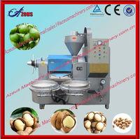 1-20T/D castor/ sunflower seed /almond/macadamia oil pressing plant