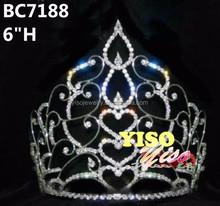 fashion bridal headbands wedding hair decorative crown tiara