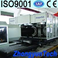 plastic corrugated tube manufacturing plant