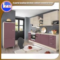 Acrylic roller shutter door for modern kitchen cabinet design