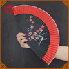 Top Ranking!!! Personalized Wedding Bamboo Hand Hold Fans GYS912-4