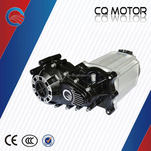 60V 5000W big power electric car gearbox and transaxle gear motor kit