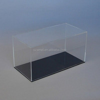 High transparency clear acrylic display case wholesale/custom acrylic display case