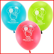 OEM service inflatable advertising printed balloon for sale