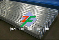 aluminum corrugated metal roofing sheet