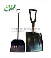 china tool square mouth plastic snow shovel for kids