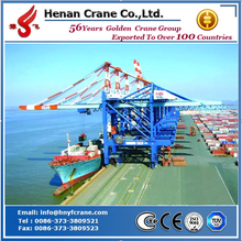 QC Quayside container gantry crane for sale