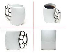 Creative unique shape ceramic coffee mugs