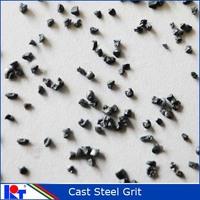 Iron steel grits GL50 for metal sandblasting