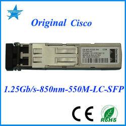 Cisco SFP modules DS-SFP-FCGE-SW 1.25G 550m MMF VGA RCA