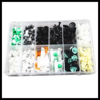Hardware Assortment Kit 160pc Assorted Plastic Retaining Clips