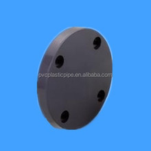 400 PVC Plastic Blind Plate/Flange for PVC Pipe