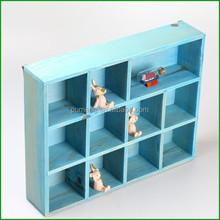 WOOD Cabinet Home Decor Desk Organizer Storage Box Craft Furniture