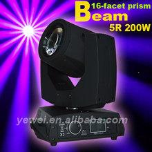 Platinum 5r beam 200w beam moving head light sharpy BEAM 200 5r