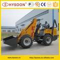 Hysoon super qualidade fazenda de rodas trator