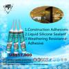 Liquid Silicone Sealant Weathering Resistance Adhesive Construction Adhesives