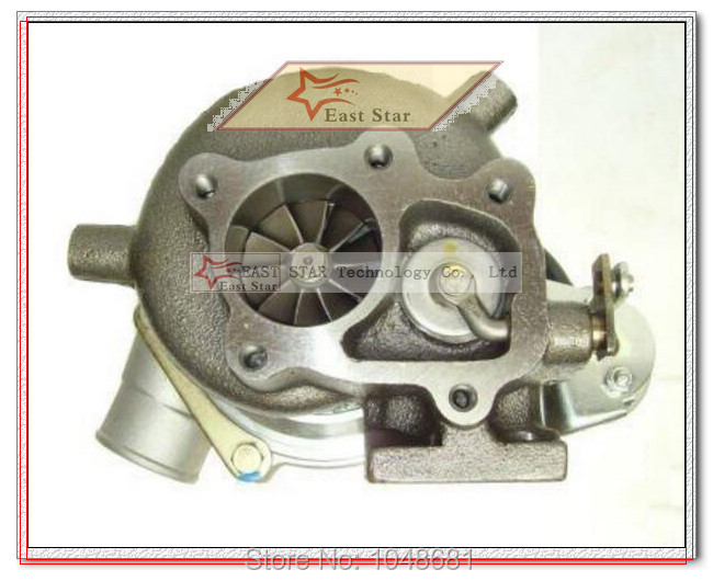TB25 471024-7B 471024 14411-24D00 Turbo Turbocharger for Nissan Hino Gold Dragon middle bus Engine FD46 with Gaskets - (1)