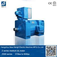 china 650hp motor dc zd motor dc 720V
