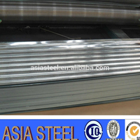 Alibaba Corrugated Galvanized Steel Sheet / Zinc Coating Corrugated Steel Sheet For Roof Price Per Kg / Metal Roofing Sheet