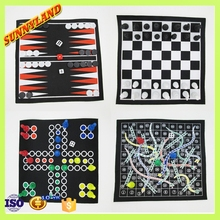 2015 Hot Selling Magnetic 5 in 1 Travel Game