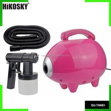Tan brown HIKOSKY pink brass nozzle spray tan gun self tan