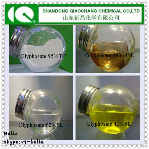 how to use glyphosate 41 sl