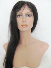 5a grade cheap human hair virgin indian human lace front wig indian remy