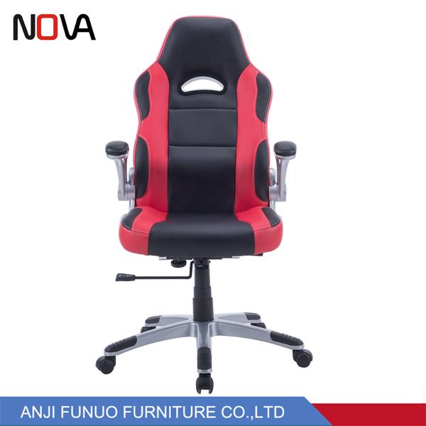 Nova thời trang hiện đại có thể điều chỉnh tốt nhất dxracer chơi game ghế đối với racing