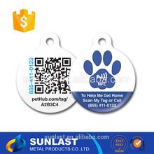 Cartone animato sunlast disegno epossidica(soft smalto) tag cane, cane sesso dell'unione europea tag video adilia oem451